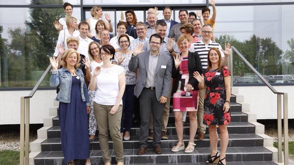 HR network egyesület csoportkép