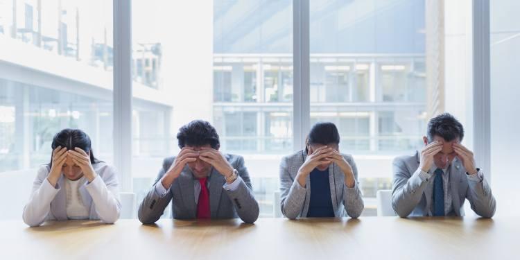 employer stress